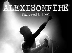 Alexisonfire anunta trupele din deschiderea turneului de adio