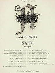 Architects: Filmari de la concertul din Austria (video)
