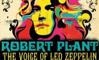 Robert Plant a fost lovit pe scena in Argentina (video)