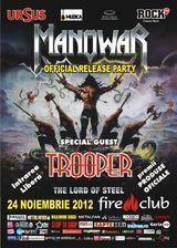Manowar: Concursul pentru cel mai metal outfit continua!