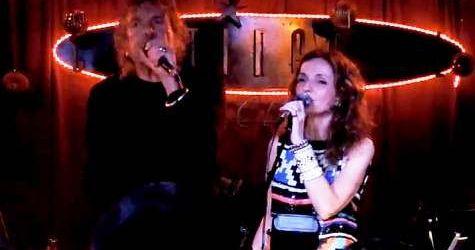 Robert Plant a cantat cu Patty Griffin in Austin (video)