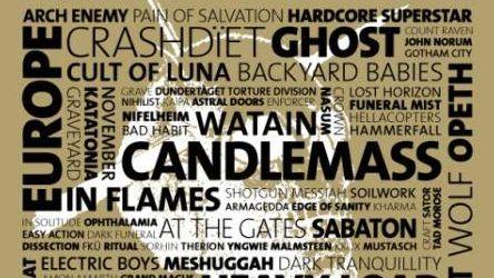 Europe, Entombed si Candlemass, cele mai bune trupe suedeze din toate timpurile