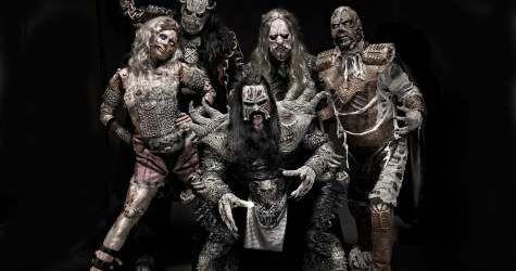Lordi pubica artworkul single-ului The Riff (foto)