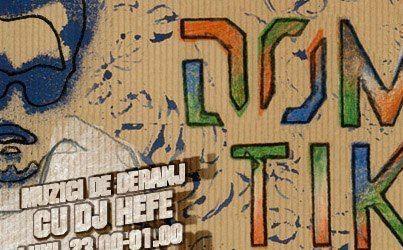 Domestika cu DJ Hefe la Radio Guerrilla
