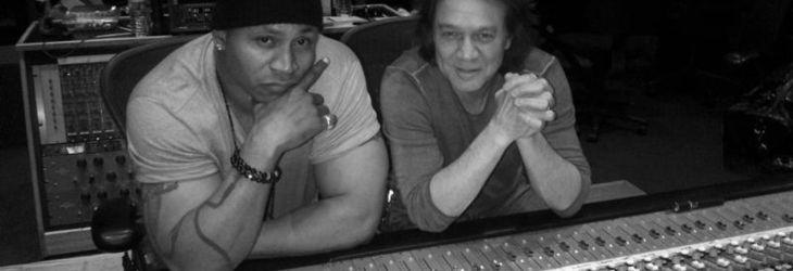 Asculta un fragment din piesa inregistrata de LL Cool J si Eddie Van Halen