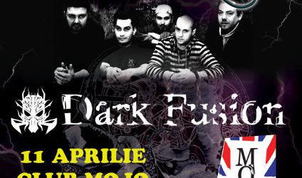 Dark Fusion (Romania) deschide concertul Il Pasaro (Bulgaria) pe 11 aprilie in MOJO CLUB