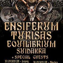 Ensiferum, Turisas si Suidakra confirmati pentru Heidenfest 2013