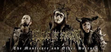 Cradle Of Filth - For Your Vulgar Delectation (making of)