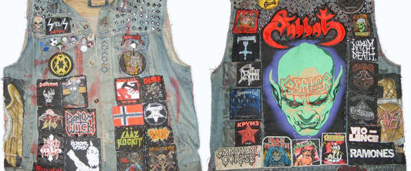 Rock Broderii: Patchuri si modele textile ROCK!