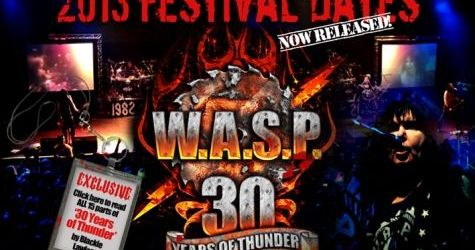 W.A.S.P.: Blackie Lawless, implicat intr-un accident rutier