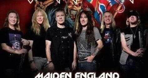 Biletele la concertul Iron Maiden din Londra se vand pentru 1000 de dolari