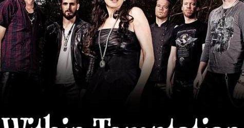 Within Temptation, interviu la Graspop 2013 (video)