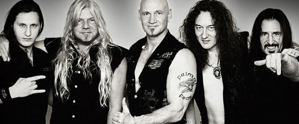 Primal Fear au incheiat inregistrarile pentru noul album