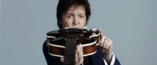 Sir Paul McCartney a lansat un nou album -