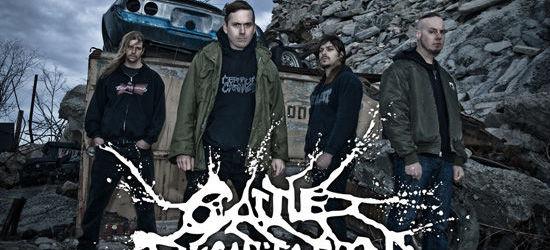 Cattle Decapitation lucreaza la un nou album