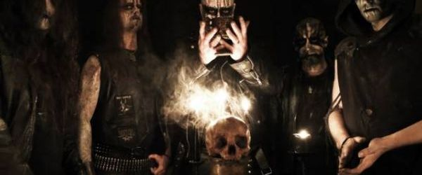 Enthroned - The Edge Of Agony (piesa noua)