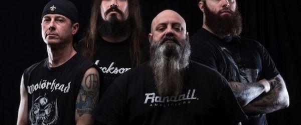 Noua piesa Crowbar este mai grea ca barba lui Kirk Windstein