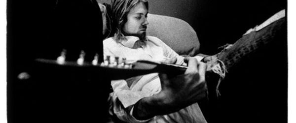 Courtney Love anunta un film despre Kurt Cobain