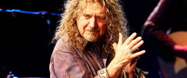 Robert Plant: Piesele Zeppelin, din nou, live
