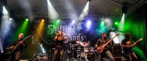 Shifting Sands, doua recitaluri in Bucuresti