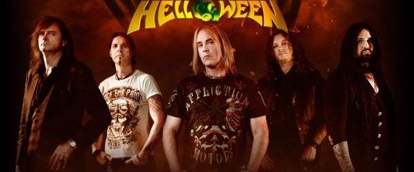 Trupa Helloween se pregateste pentru lansarea unui  nou material in luna mai