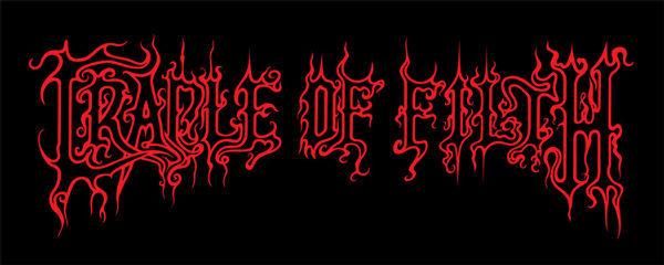 Cradle Of Filth au publicat o imagine de la filmarile noului clip