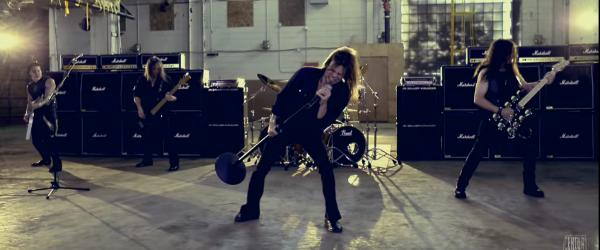 Queensryche au lansat un clip pentru piesa 'Guardian'