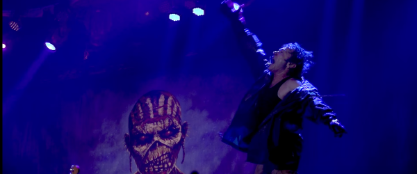 Official Video Review al turneului Iron Maiden