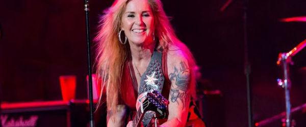 Lita Ford a vorbit despre relatiile ei cu Nikki Six si Eddie Van Halen