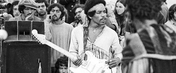 Un grup de hoti a omis sa fure pedala wah-wah a lui Jimi Hendrix ce valoreaza 100 milioane de dolari