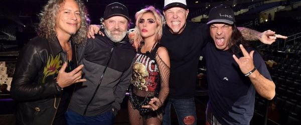 Metallica si Lady Gaga, moment cu probleme la Grammy Awards