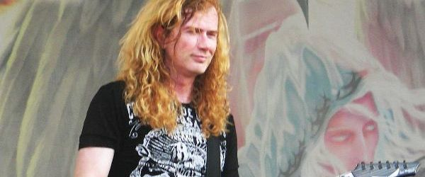Dave Mustaine a recunoscut ca a suferit de 'Nintendonita'