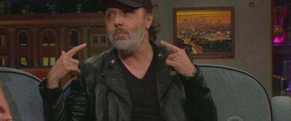 Lars Ulrich confirma supararea lui Hetfield pentru ce s-a intamplat la Grammy Awards