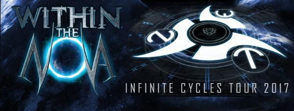 Within the Nova anunta prima parte a turneului 'Infinite Cycles 2017'