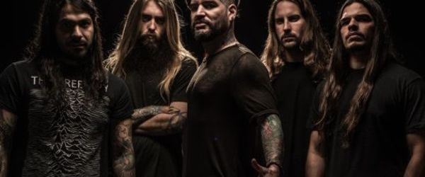 Suicide Silence au lansat un clip pentru 'Dying in a Red Room'