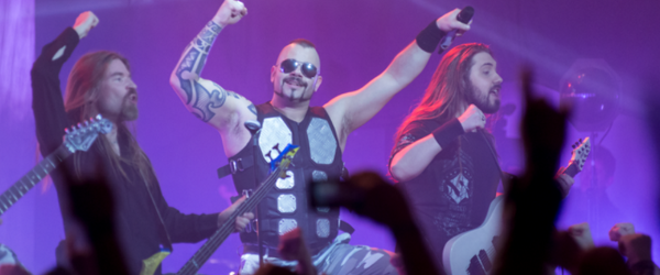 Sabaton: 'the last of the crazy good shows we're gonna do on this tour' (interviu)
