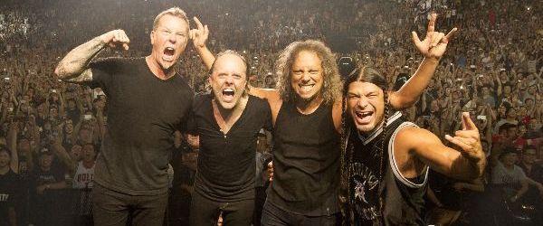Metallica au anuntat datele turneului european