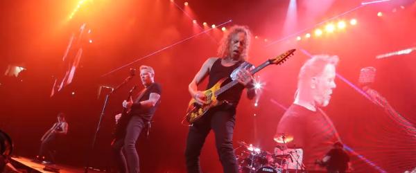 Metallica a filmat jumatate de an pentru noul clip Hardwired