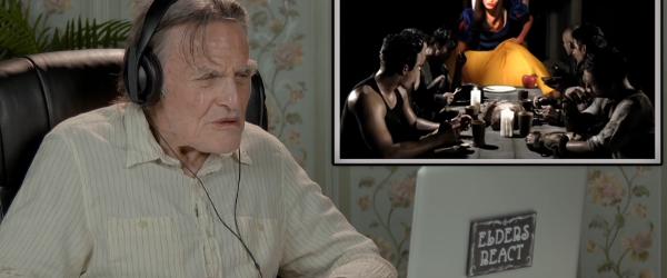Viralul zilei: Cum reactioneaza batranii la Rammstein