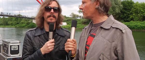 Mikael Akerfeldt de la Opeth vrea sa colaboreze cu Devin Townsend