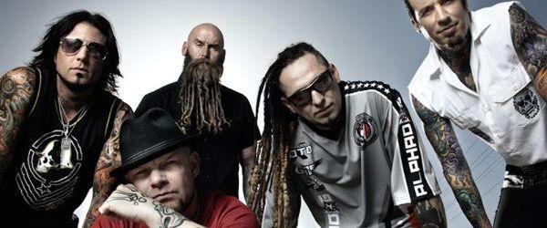 Five Finger Death Punch anunta datele turneului european