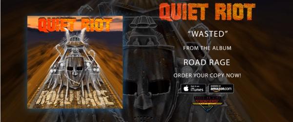 Quiet Riot au lansat o piesa noua,