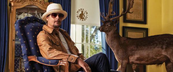Kid Rock vrea sa fie senator de Michigan