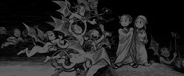 Un artist finlandez a creat cele mai adorabile benzi desenate black metal
