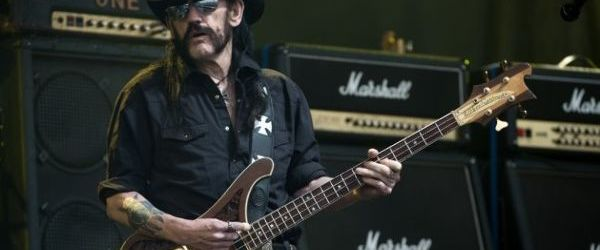 Fosila unui crocodil va purta numele lui Lemmy Kilmister
