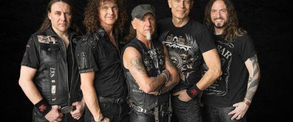 Accept: 'Die By The Sword' live la Wacken 2017