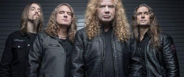 Megadeth se pregateste sa lanseze un nou album