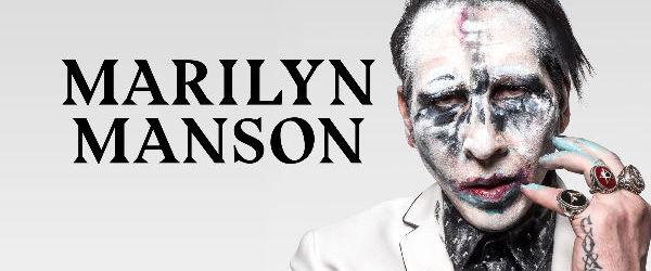 La primul sau concert dupa accident, Marilyn Manson a socat multa lume