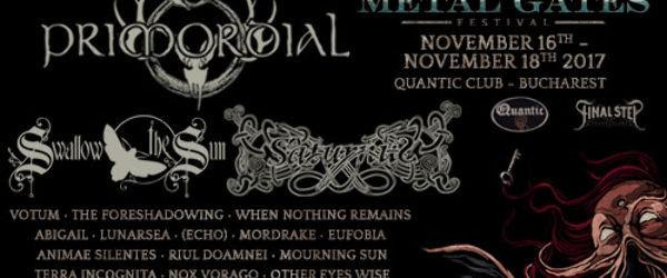 Metal Gates, un festival care promite!
