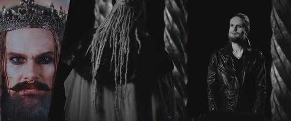 Avatar a lansat un clip pentru 'The King Wants You'